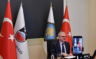 Vali Karaloğlu'ndan Bursa'daki ipek üreticilerine işbirliği çağrısı