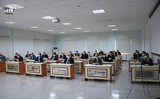 2020 yılına ait faaliyet raporu oy birliği ile kabul edildi
