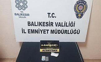 Balıkesir'de 7 uyuşturucu şüphelisine operasyon