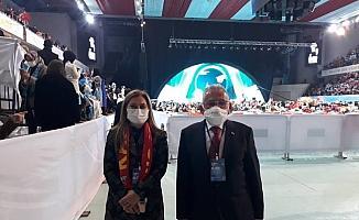 Başkan Büyükkılıç Ankara'da kadın kolları kongresine katıldı