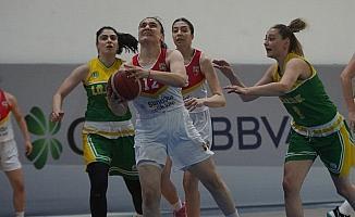 Basketbol Gençler Kızlar Ligi Kızlar 2.Hafta
