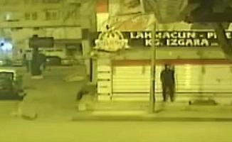Batman'da bir gecede 3 ayrı iş yerine giren hırsızlar kameralara yakalandı