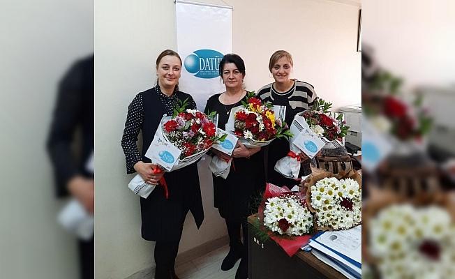 DATÜB Genel Başkanı Kassanov, Erzincan'ın yeni seçilen Ahıskalı Türk kadın muhtarlarını kutladı