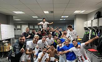 Diyarbekirspor, Kızılcabölükspor'u deplasmanda 1-0 mağlup etti