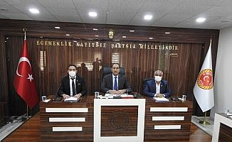 İl Genel Meclisi Mart ayı toplantısı yapıldı