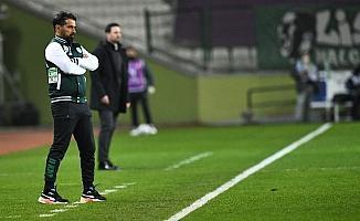 """İlhan Palut: """"Maçı 2-1'e getirecek golü bir türlü bulamadık"""""""