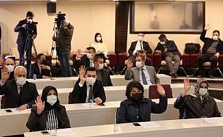 Kocasinan Belediyesi Meclisi Mart Ayı Toplantısını Gerçekleştirdi