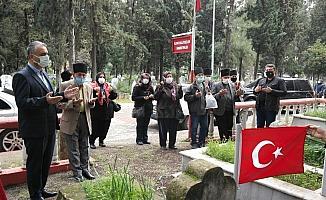 Kuvayi Milliye Derneği'nin kuruluşunun 70. yıldönümü kutlanıyor