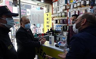 Maltepe'de 'Dinamik Denetim Süreci' başladı
