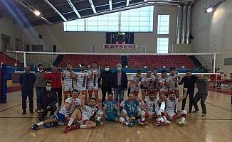 Melikgazi Belediyespor'un Milas maçı ertelendi