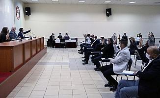 Menteşe Belediye Meclisi Mart ayı toplantısı