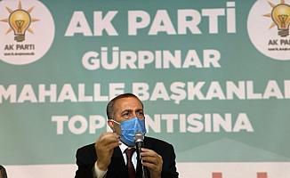 Milletvekili Arvas Ankara Van arası mekik dokuyor