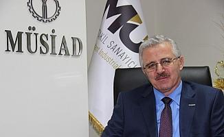 MÜSİAD Başkanı Nur'dan 11 şehit için taziye mesajı