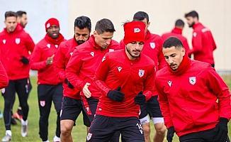 Samsunspor'un namağlup serisi 11 maça çıktı