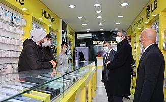 Sultanbeyli'de 'Dinamik Denetim Süreci' kapsamında denetimler gerçekleştirildi