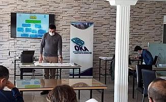 Sungurlu'da proje hazırlama ve uygulama eğitimi düzenlendi