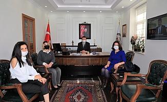 Türkiye- Azerbaycan ilişkilerini konuştular