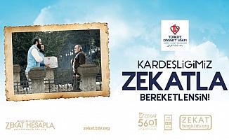 Türkiye Diyanet Vakfı'ndan zekat seferberliği