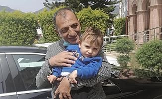 Ahmet bebek için kermeste 45 bin TL toplandı