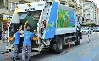 Alanya'da çöp toplama saatleri değişti