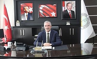 Başkan Turanlı'dan Ramazan ayı mesajı