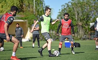 Denizlispor, Sivasspor hazırlıkları başladı