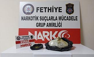 Fethiye'de uyuşturucu operasyonunda yakalanan şüpheli tutuklandı