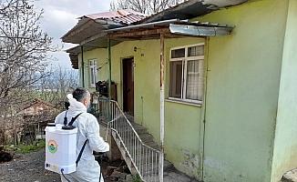 İlkadım'dan virüs tespit edilen ev ve iş yerlerine ücretsiz dezenfekte