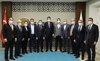 Kılınç, Ankara temaslarını değerlendirdi