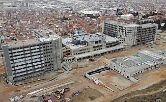 Kütahya Şehir Hastanesi 8,5 ay sonra açılıyor