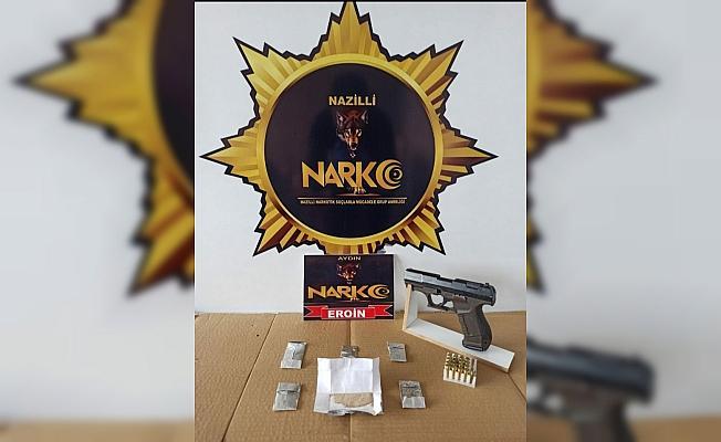 Nazilli polisi uyuşturucu tacirlerine göz açtırmıyor