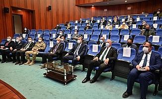 Osmaniye'de Bağımlılıkla Mücadele İl Koordinasyon Kurulu toplandı