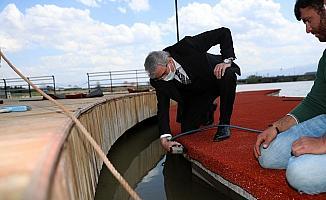 Sakarya nehrinin kıyıları sosyal yaşamın yeni alternatifi olacak