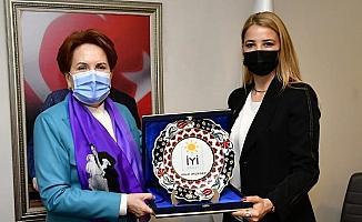 Tügiad yönetimi İyi Parti'yi ziyaret etti