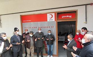 Türk Kızılay Sandıklı Şubesi açıldı