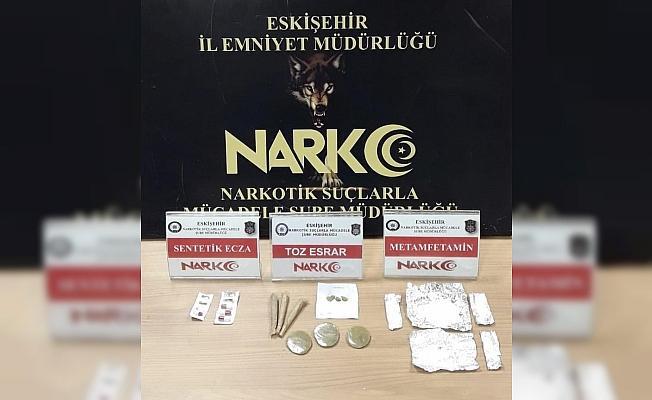 Uyuşturucu madde satışı yapan 1 kişi tutuklandı