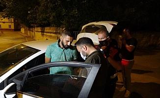Alanyalı gençler Antalya'da yakalandı