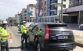 Aliağa'da Karayolları Trafik Haftası kapsamında programlar yapıldı