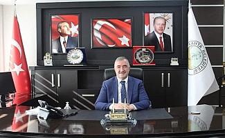 Belediye Başkanı Turanlı'dan Kadir Gecesi mesajı