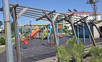 Bingöl Genç'te parklar tahrip edildi