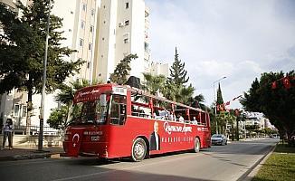 Büyükşehir'dan 19 Mayıs'a özel mobil etkinlik