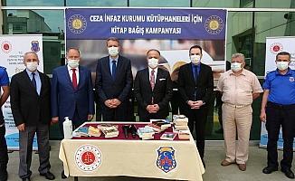 Cezaevindeki hükümlüler için kitap bağış kampanyası başladı
