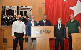 Çukurova Belediye Meclisi İsrail'i kınadı