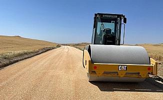 Diyarbakır Büyükşehir Belediyesinden bin 200 kilometrelik yolda hummalı çalışma