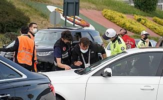 Galatasaray - Yeni Malatyaspor maçı öncesi uzun kuyruk