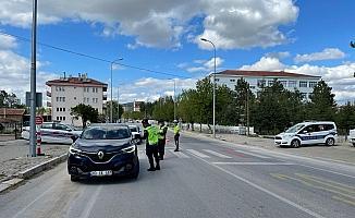 İhsaniye ilçesinde Trafik Haftası kutlandı