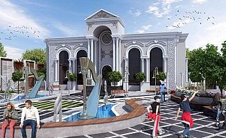İpekyolu Belediyesi'nden Van'a 'Sanat Galerisi'