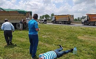 Işık ihlali kazaya sebep oldu: 2 Yaralı