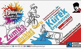 Kadıköy, 19 Mayıs kutlamalarına hazır