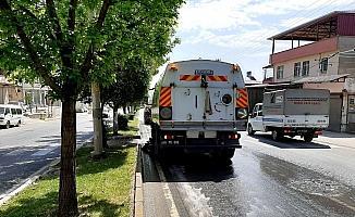Kahramanmaraş'ta yollar temizlendi
